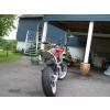 Motos Husqvarna 125 année 2007,