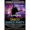 Soirée Dansante DISCO DANCE PARTY