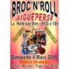 2ème BROC'N'ROLL - BROCANTE  MUSICALE