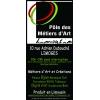 Boutique Pôle des Métiers d'Art Limousin