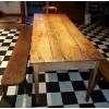 table de ferme du xixème en merisier mas - Annonce gratuite marche.fr