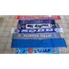 lot de 7 echarpes de clubs de basket - Annonce gratuite marche.fr