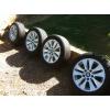 4 pneus avec jantes BMW