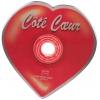 CD Collection  En Forme de Cœur