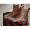 """Bottes hommes - """"Cowboy Court"""" en cuir"""