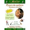 cours de guitare chez vous - Annonce gratuite marche.fr