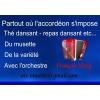 orchestre  musette et variété  maubeuge - Annonce gratuite marche.fr