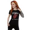 Tee shirt Rolling Stones Femme L etXXL