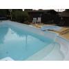 piscine polyester 11 x 4 + spa - Annonce gratuite marche.fr