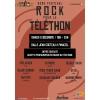 6ème Festival Rock pour le Téléthon