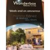 """Wonderbox """"weekend en amoureux"""" (valeur"""