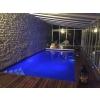 Fontainebleau, maison piscine intérieure