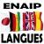 Petite Annonce : Cours anglais allemand italien espagnol - L'association ENAIP organise des cours de langues  pour la 32e année